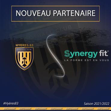 Nouveau partenaire – Synergy Fit