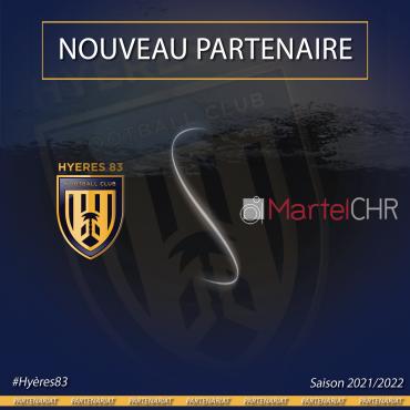 Martel CHR – Partenaire